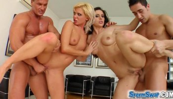 two girls and a guy movie