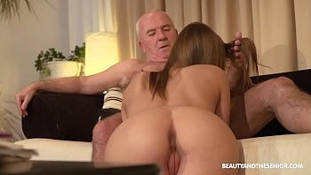 beauty and the senior porn