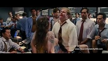 wolf of wall street nude scenes
